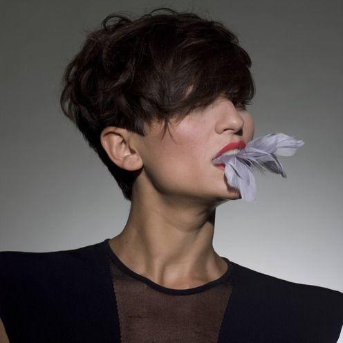 Martina Sorbara | Women Short Haircuts | Pinterest