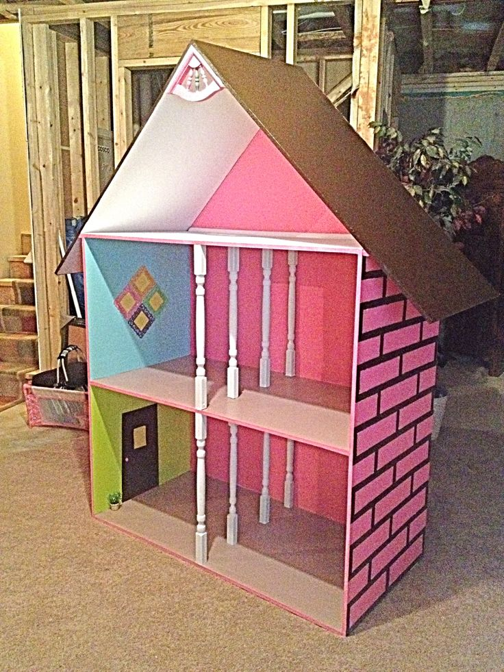 Make American Girl Doll House