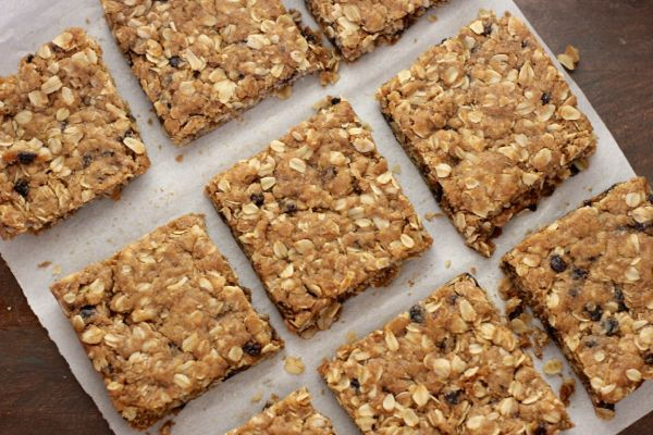 Brown Butter Oatmeal Currant Cookie Bars | RECIPIES TO COOK / ONE SIT ...