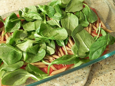 Make-Ahead Spinach Pasta Bake | Meal Ideas | Pinterest