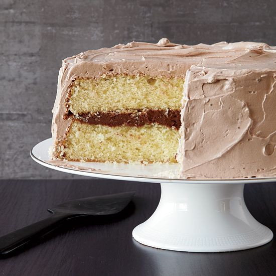 Brown-Butter Layer Cake // More Great Layer Cakes: http://www ...