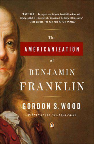 americanization of benjamin franklin thesis
