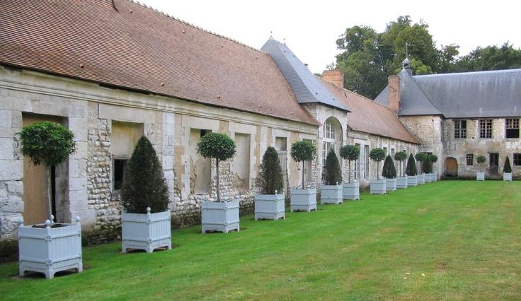 Pin by petite jardiniere on jardins d 39 exception pinterest for Jardin francais
