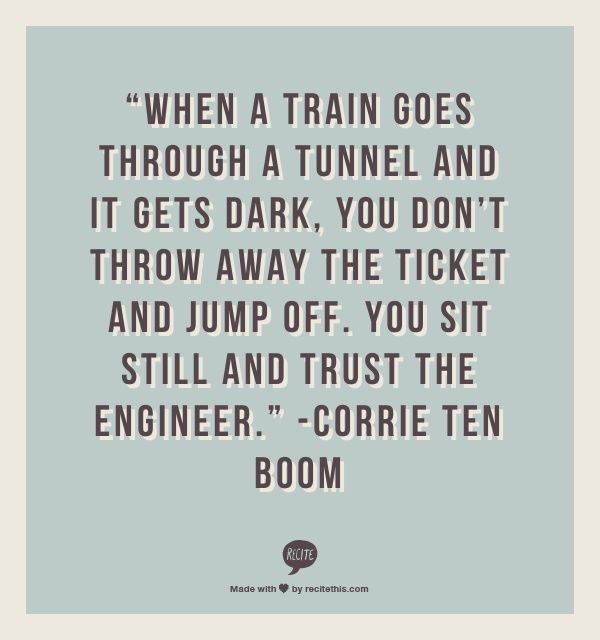 Corrie Ten Boom Quotes For Women Quotesgram