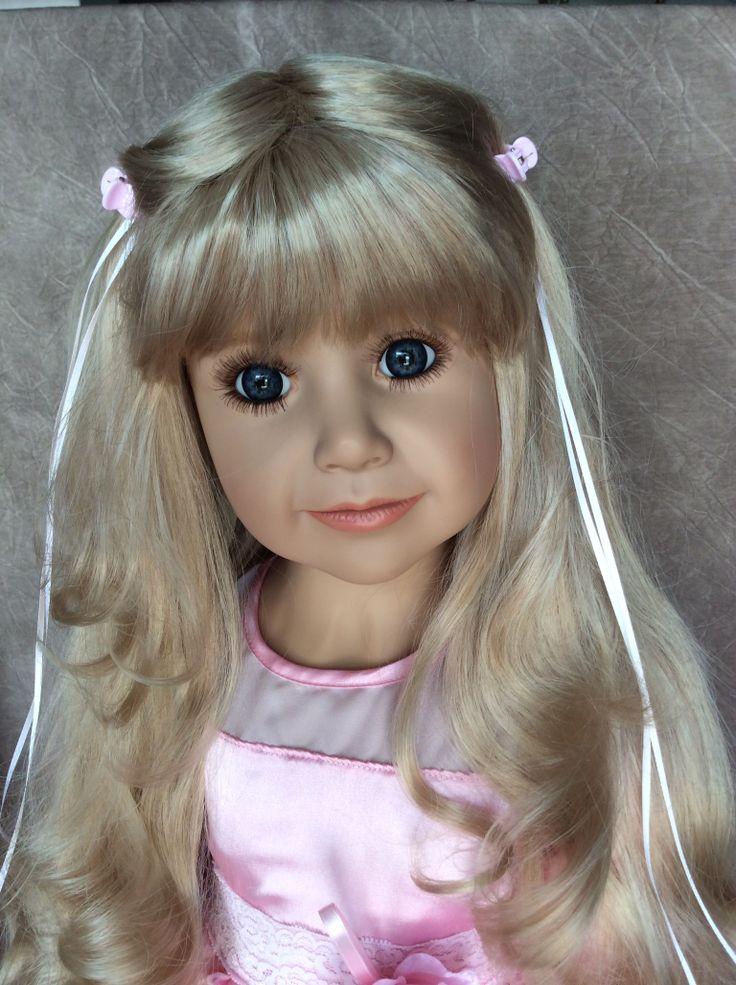 Hair Style Doll : Hair Style Willow Masterpiece Dolls Pinterest