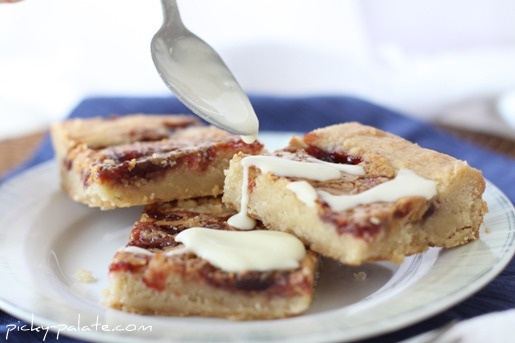 pb amp j shortbread cookie bars tried this and it was out of this ...