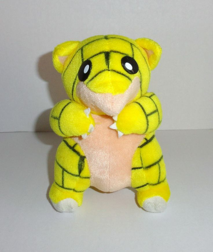 Pokemon Sandshrew Toy Images