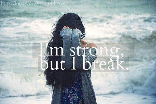 sometimes all need a break