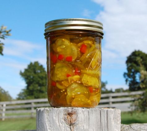 bread and butter pickles made these. they are scrumptious! i also made ...