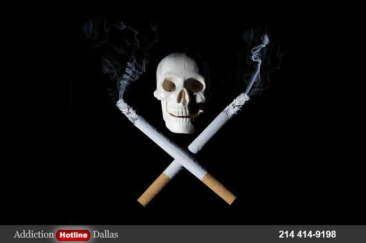 Nicotine addiction hotline Dallas Texas