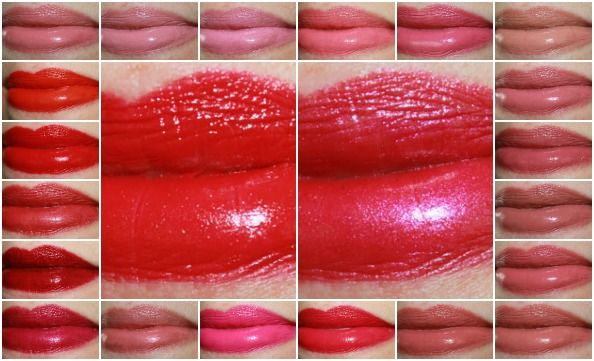 Urban Decay Revolution Lipstick swatches | Make-up & Beauty ...