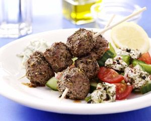 Lamb souvlaki | Savour the Flavour . . . | Pinterest