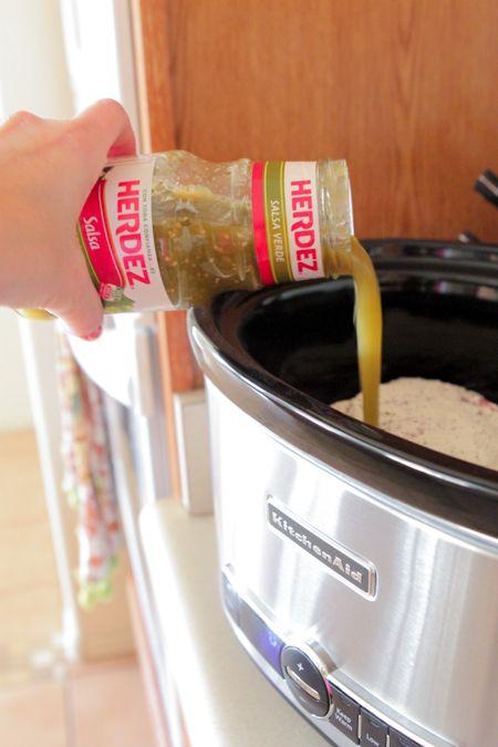 Salsa Verde Ranch Style Beef Chili Recipes — Dishmaps