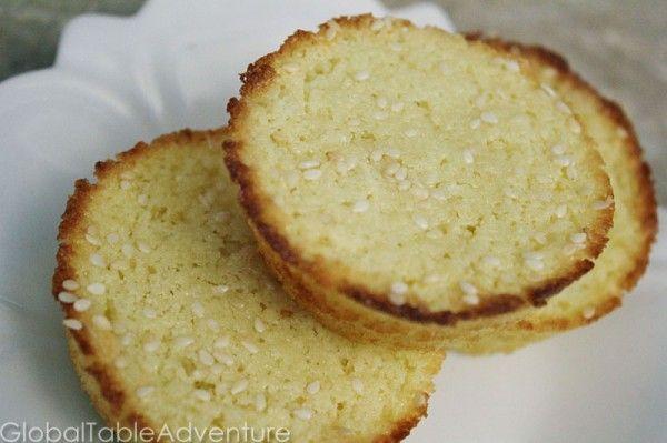 Salvadoran Quesadilla (Sweet Breakfast Cake) | Recipe