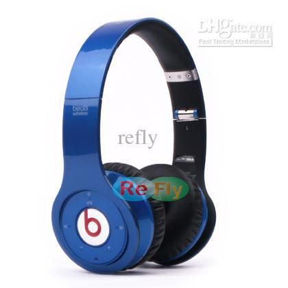 ... Wireless Bluetooth DJ Headphone Stereo Headsets Over Ear With Cable