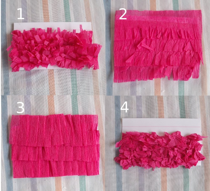 Pinata crepe paper techniques things to make pinterest for Decoration pinata