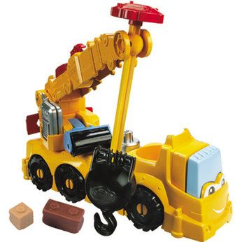Play-Doh Diggin' Rigs Power Crane | Toys to buy the boys/ gifts for k ...