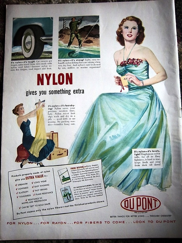Dupont Nylon Is 39