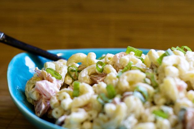 blt macaroni salad | Salads, Soups & Sammies | Pinterest