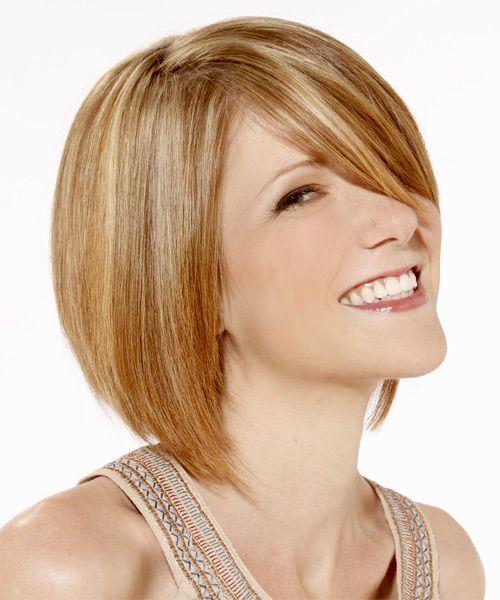 стрижки для тонких волос без челки фото
