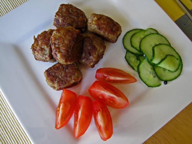 Frikadeller (Danish Meatballs) « My Danish Kitchen