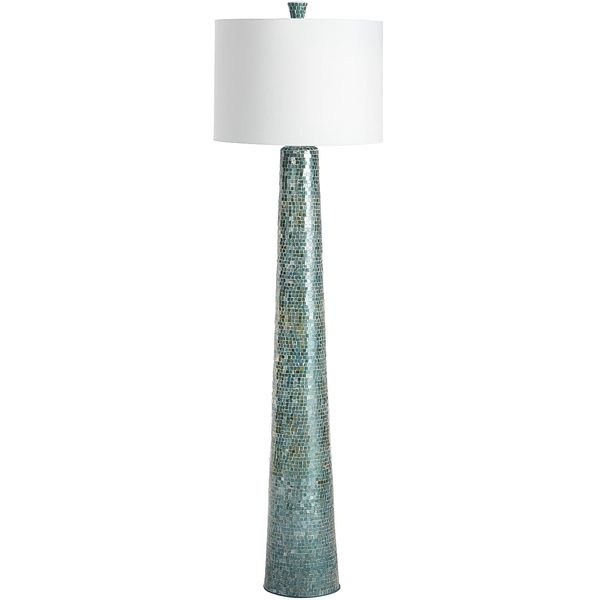 Pier 1 Oceans Mosaic Floor Lamp | For the Home | Pinterest