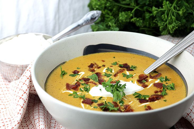 Spiced Pumpkin Soup | Ruled Me | Keto diet | Pinterest