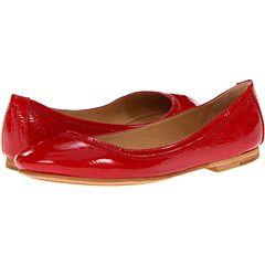 Freye Carson Ballet - red patent