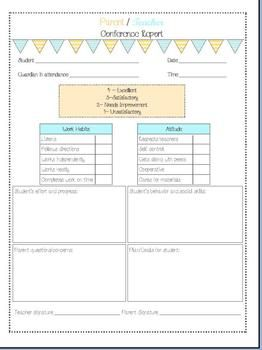 parent tutor report Forms and letters discipline behavior this form is extremely useful for documenting behavior and for parent conferences iep progress report - colleen gallagher.