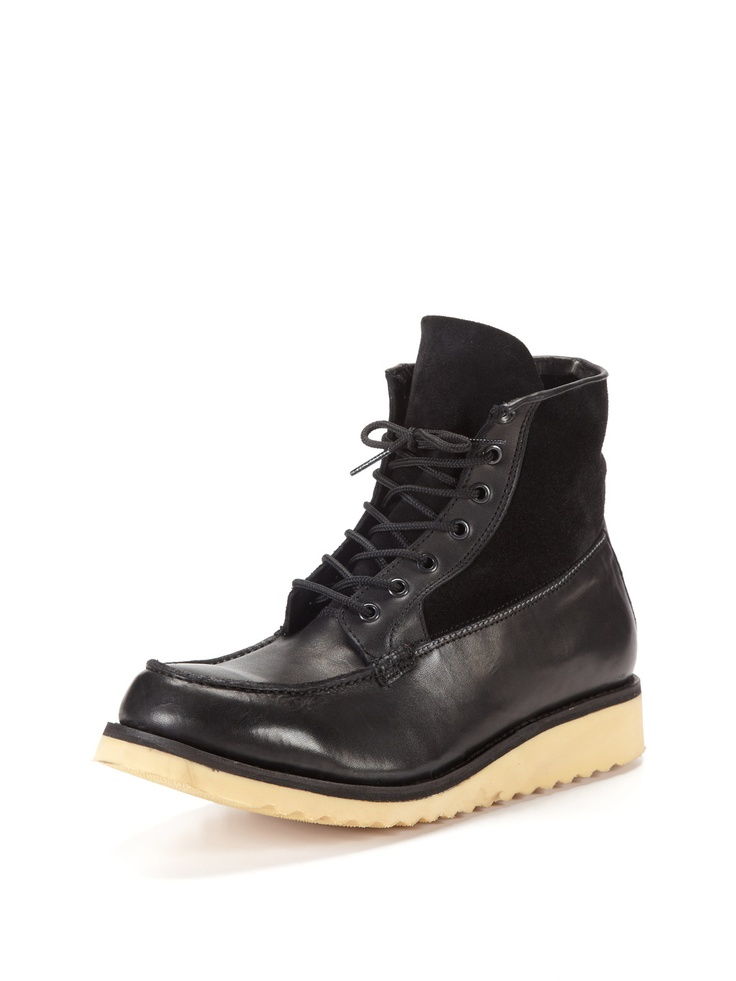 Blade Boots by JD Fisk at Gilt