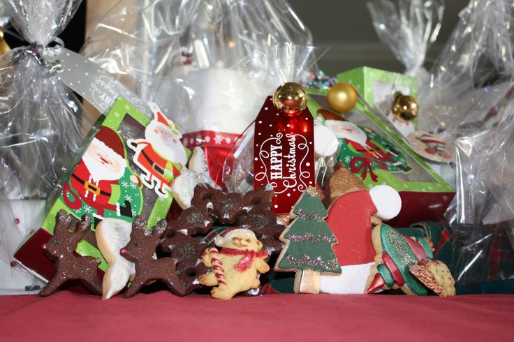 Edible christmas gifts made by the cake ace pinterest