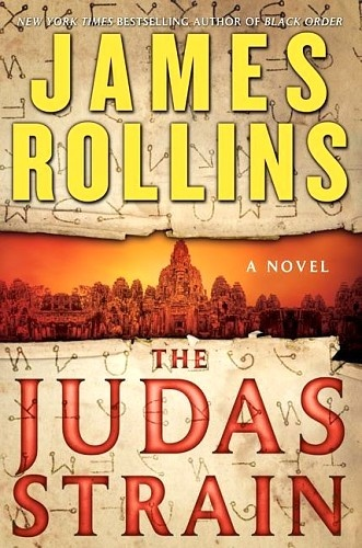 The Judas Strain by James Rollins This book is one of my favorites!!