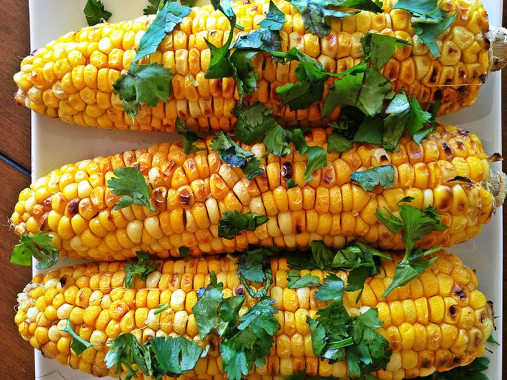 Cilantro-Lime Corn | Recipes From Floating Kitchen | Pinterest