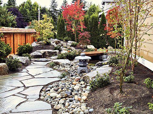 Japanese water garden the garden pinterest for Japanese water garden