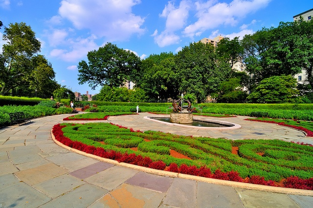 Conservatory Garden Central Park Nyc My Manhattan