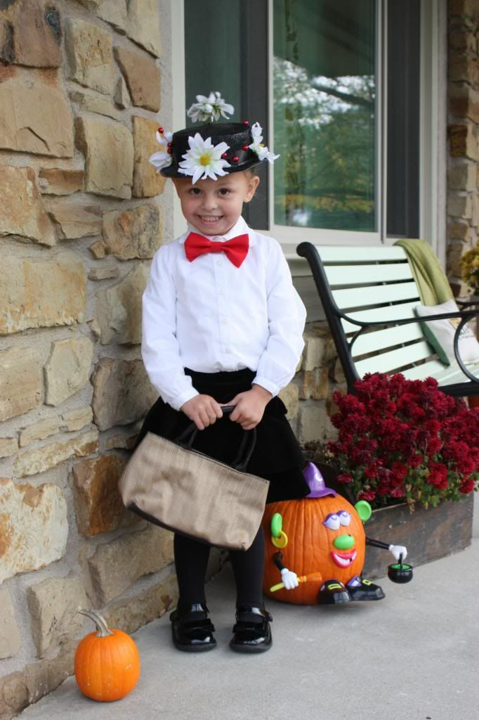 Mary Poppins Halloween Costume Hat Mary Poppins Costume Idea