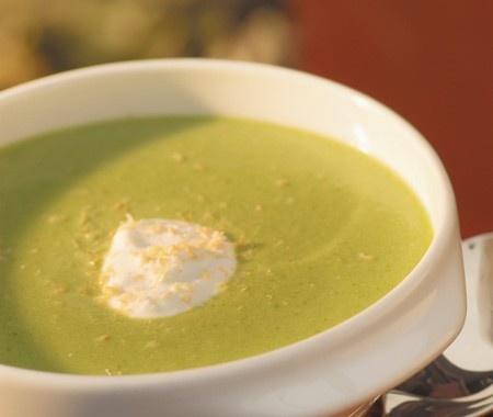 Chilled Cucumber Buttermilk Soup | ♥ HEALTHY EATS ♥ | Pinterest