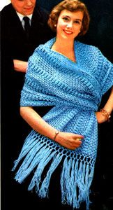 Concerto Shawl | Free Crochet Patterns