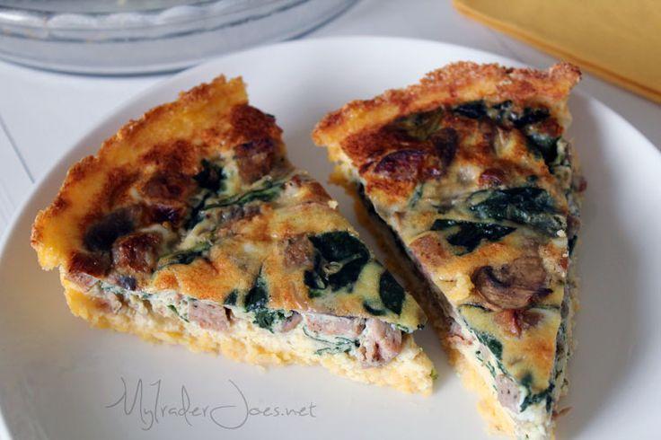 ... polenta pie porcini polenta polenta and sausage pie recipes dishmaps