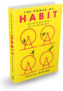 The Power of Habit: Why We Do What We Do in Life and Business. Very interesting read and helpful if you have a habit you want to break or one you want to form.