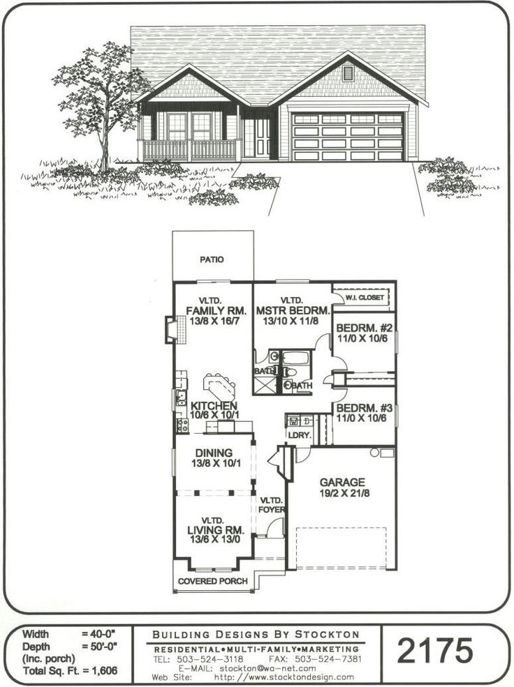 Lots of windows and an open floor plan make our 2013 best for Open house plans with lots of windows