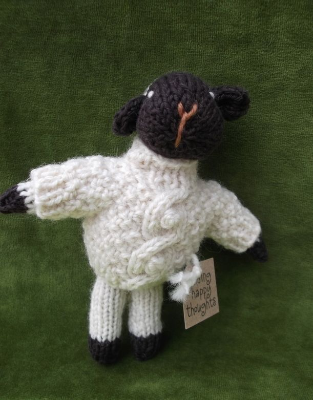 Amigurumi Knitted Animals : Amigurumi animal