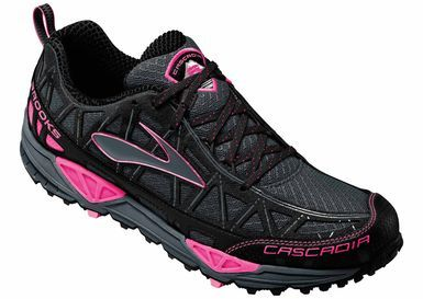 Brooks Cascadia 8 - Women's trail-running shoe