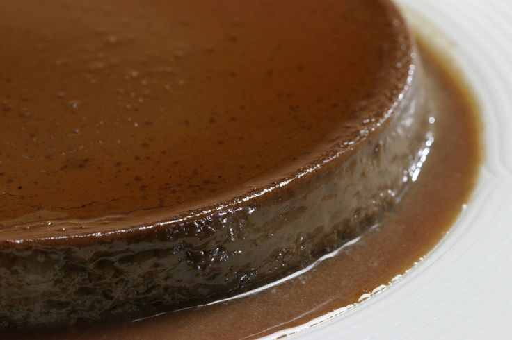 Mexican chocolate flan | Recipe