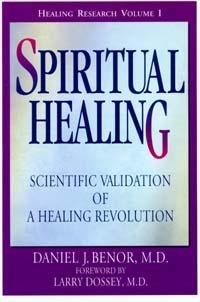 Spiritual healing validation