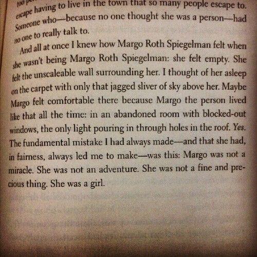 Margo Roth Spiegelman