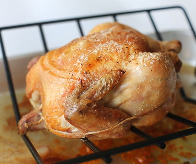 This Is The Best Roast Chicken Of All Time. A chicken competition of ...