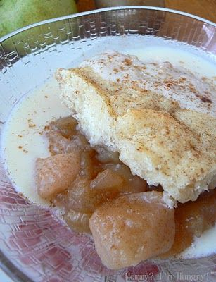 pear and apple chips gina s pear and apple cobbler pear apple cobbler ...