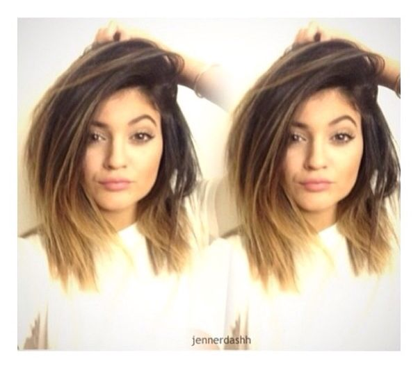 Long bob with ombre | Hair | Pinterest