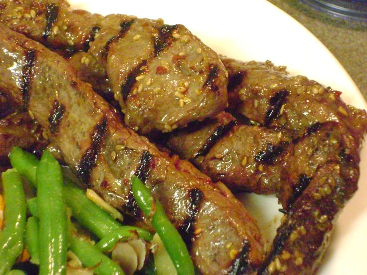 marinated flank steak | Recipes to try | Pinterest